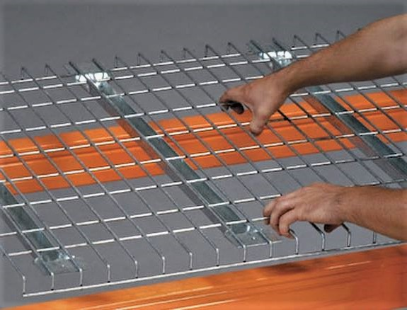 Wire mesh decking offers many advantages and is very easy to install.