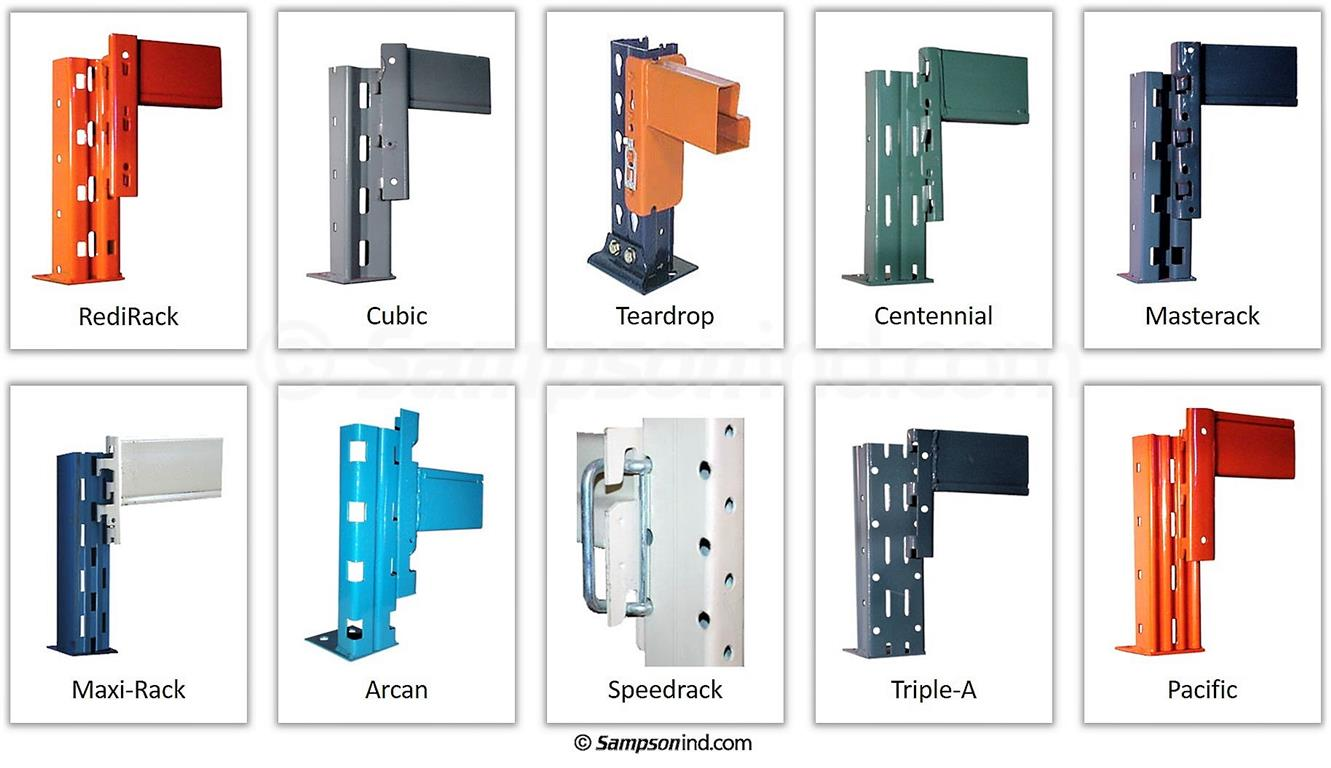 Comparing Common Types of Pallet Racking