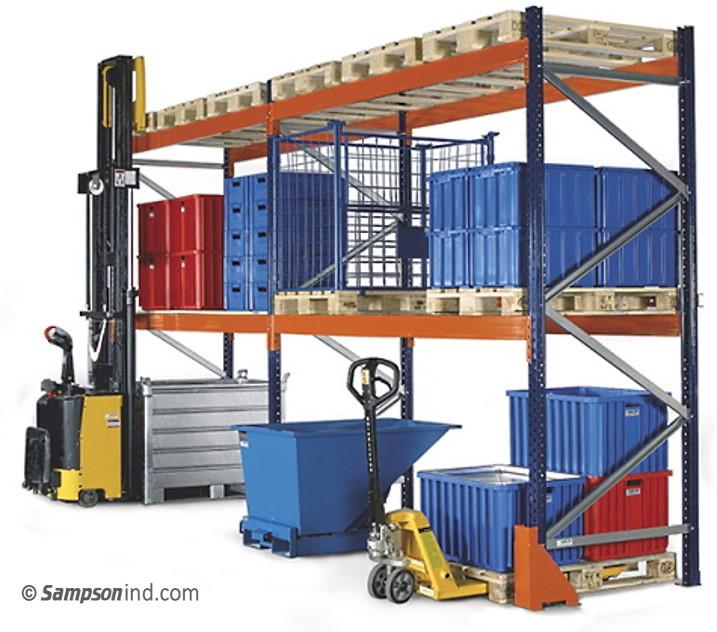used industrial equipment